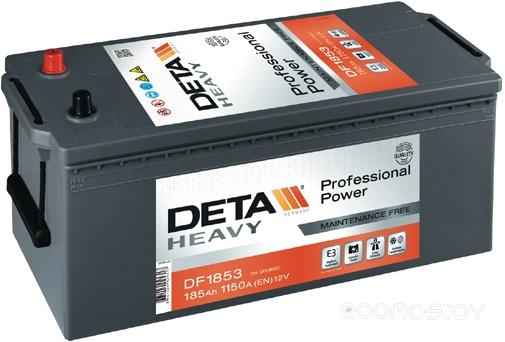 Автомобильный аккумулятор DETA Professional Power DF1853 (185 А·ч)