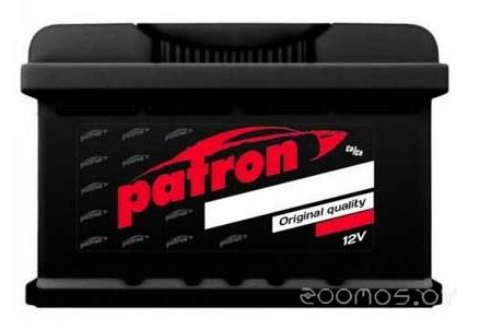 Автомобильный аккумулятор Patron Power PB60-500R (60 А/ч)