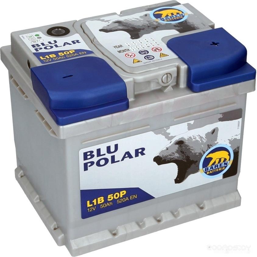 Автомобильный аккумулятор Baren Polar Blu 7905617 (50 А·ч)