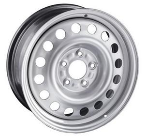 Диск колесный TREBL 6.0X16 4/100 ET50 D60.1 X40033 SILVER
