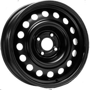 Диск колесный TREBL 6.5X16 4/108 ET31 D65.1 9695 BLACK