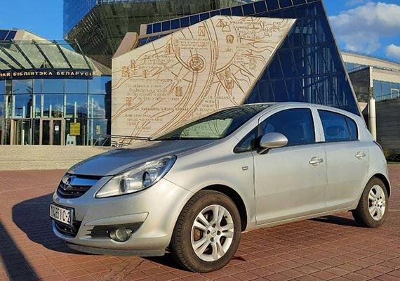 Opel Corsa Eco