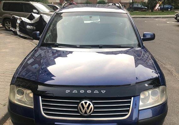 VW Passat 1,9TDI