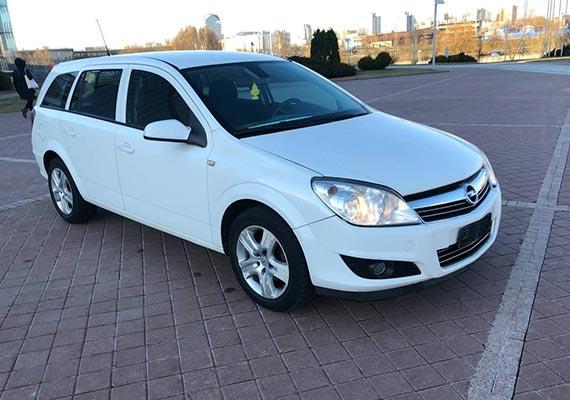 Opel Astra 1,3D